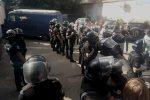 Весь Киев в дыму: начались массовые столкновения, что происходит