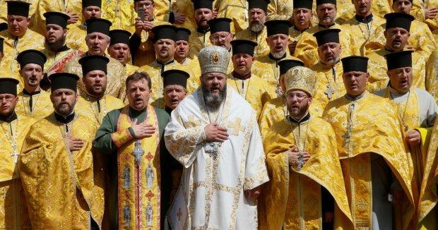 Украинцев нагло обманули, томос оказался фейком?
