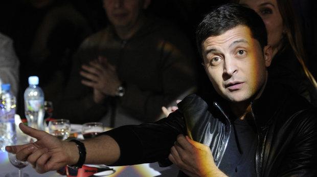 Зеленский сделал мощное заявление в прямом эфире: «У Порошенко один конкурент — это народ Украины»