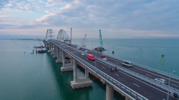 Россия снова обвела всех вокруг пальца с Крымским мостом: что известно