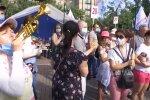 Митинг: Скриншот YouTube