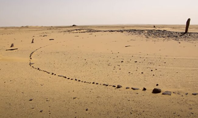 Пустиня: Скриншот YouTube