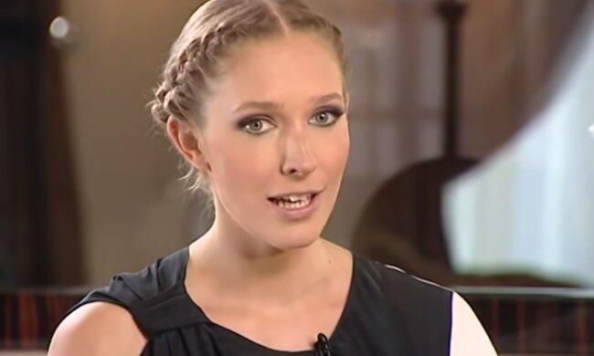 Катя Осадчая. Фото: скриншот YouTube-видео
