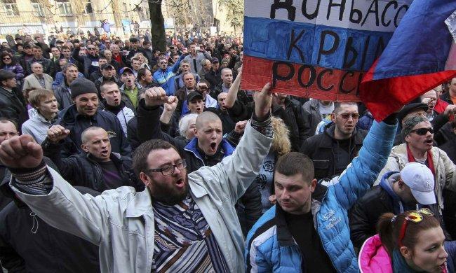 Донбасс наигрался, хочет обратно в Украину