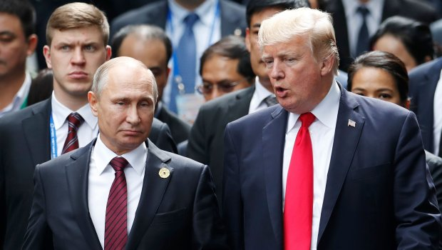"""""""Говорили об Украине"""": Трамп втайне пообщался с Путиным, все подробности"""