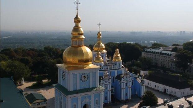 Церковь. Фото: скриншот YouTube-видео
