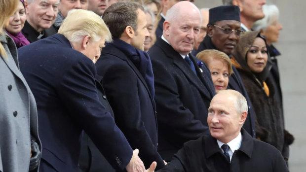 «Х***о оно и в Африке х***о, и в Париже тоже» — в сети высмеяли новое фиаско Путина