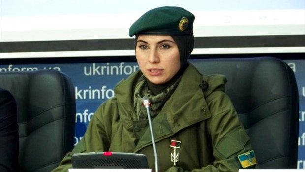 СРОЧНО: под Киевом убита Амина Окуева