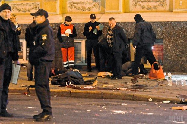 Пьяный водитель превратил автобусную остановку в кладбище, люди в ярости: кинул на карту вдовцу десять тысяч гривен