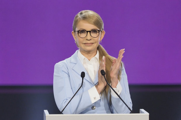 В сети показали, сколько стоят туфли «зубожілой» Тимошенко, украинцы шокированы
