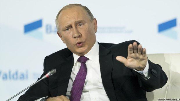 Путина выставили на посмешище едкой карикатурой: «ж*па порвется», сеть заливается хохотом