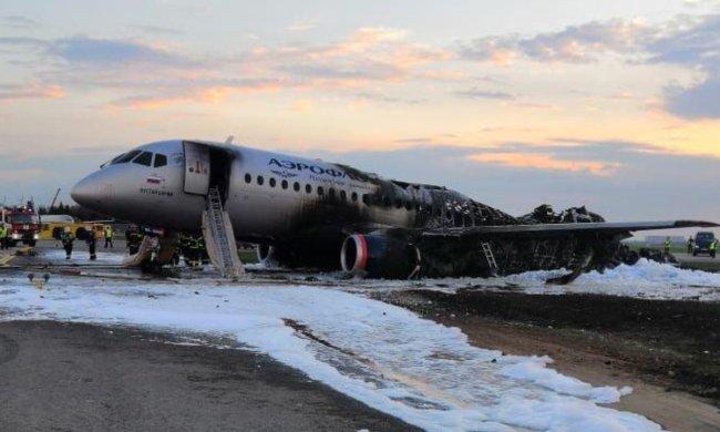 Настоящий ад! В сеть слили кадры пожара в аэропорту Шереметьева, не для слабонервных