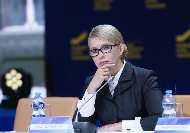 Стало известно, как продажная Тимошенко ставила палки в колеса для получения Украиной Томоса, попахивает госизменой