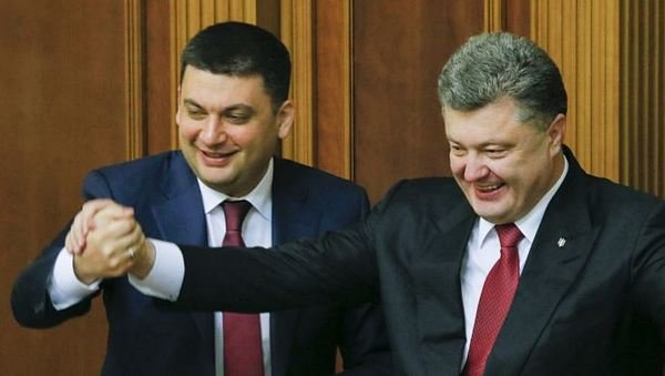 Украинцам открыли сейфы Порошенко и Гройсмана: от такого богатства рябит в глазах