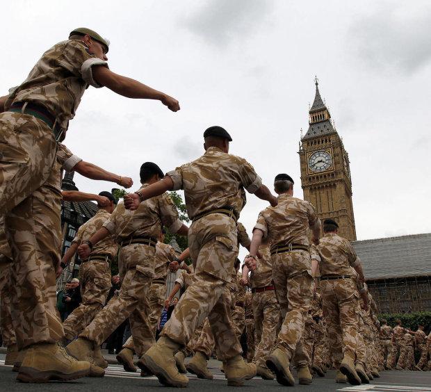Британцы открыли ящик Пандоры, Украина получит невиданную военную помощь