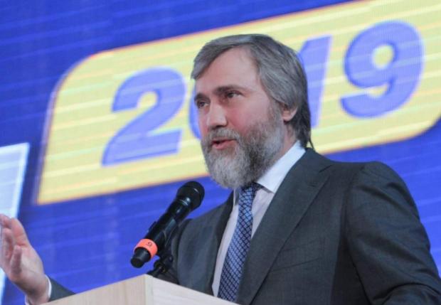 Новинский - мы будем поддерживать все инициативы Зеленского направленные на мир и развитие Украины