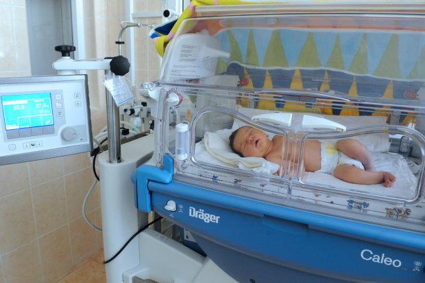 Украинские двойняшки попали в книгу рекордов только родившись