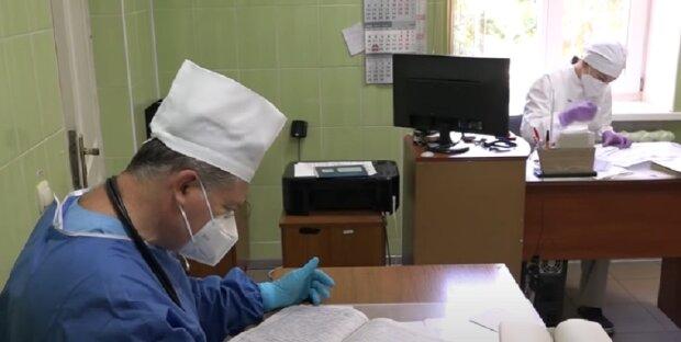 В МОЗ призвали помочь медикам. Фото: скриншот youtube-видео