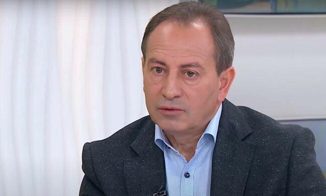 Николай Томенко.  Фото: скриншот YouTube-видео