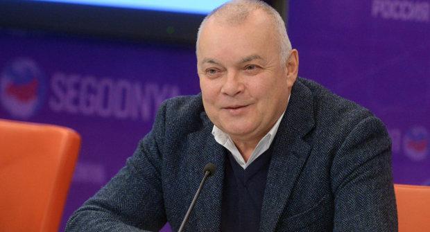 Генератор маразматичных идей Дмитрий Киселев, родил на свет очередную извращенную идею, собирается устроить рэповскую вакханалию в Крыму, идиотизму нет придела