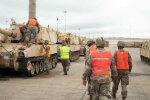 Танковая армада НАТО была замечена в порту Одессы. Что происходит