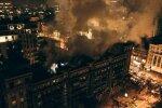 В России адский пожар унес множество жизней, видео трагедии