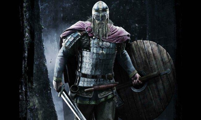 Ученые нашли меч викингов