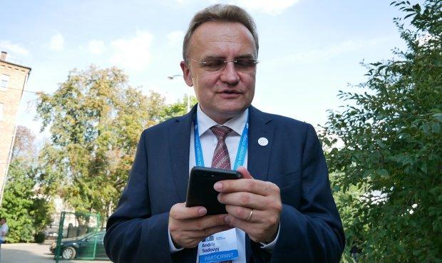 Садовой продолжает рваться во власть: сделано сенсационное заявление