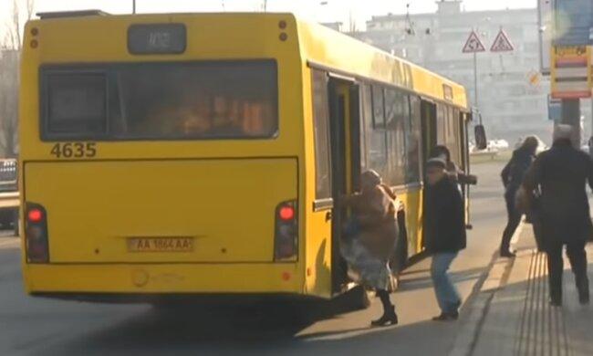 Транспорт запустят с ограничениями. Фото: youtube