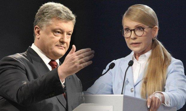 На что готовы Порошенко и Тимошенко ради победы на парламентских выборах: раскрыт дерзкий план
