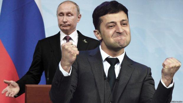 """Зеленский начал непростую игру с Путиным: """"он чувствует себя как рыба в воде"""""""
