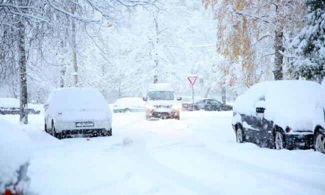 Аномальная зима резко атакует Украину: когда и где ждать снег