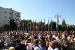 Украинцы массово вышли к Офису президента: что происходит