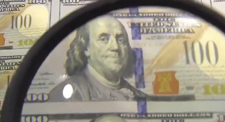 Курс валют немного изменился. Фото: скриншот youtube-видео