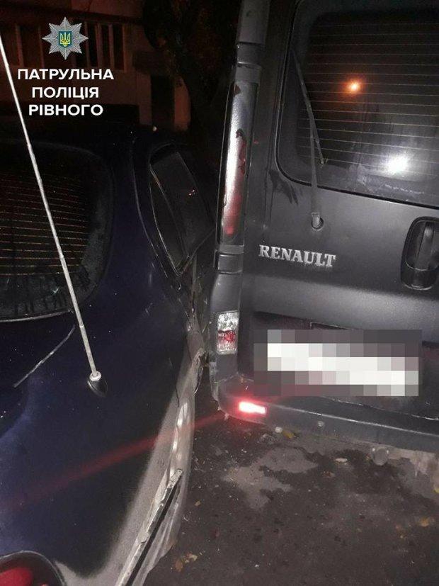 И снова массовое ДТП! На сей раз это произошло в Ровно. Первые подробности