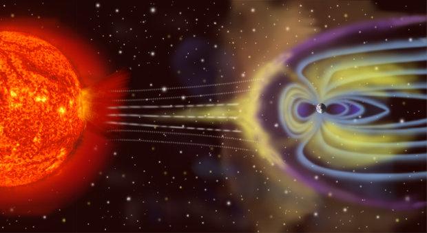 На Землю надвигается мощнейшая двухдневная магнитная буря