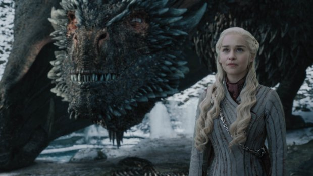 """""""Мать драконов"""" слила главный спойлер «Игры престолов»: «Полное безумие», финал известен"""