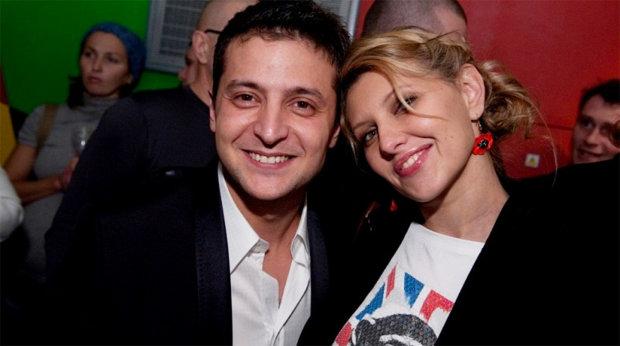 Елена Зеленская рассказала, как ее муж кричал на Коломойского: «Подумала, что это конец»
