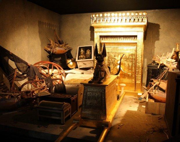 """В Египте нашли нетронутые сокровище: """"его могло охранять проклятие жреца"""""""