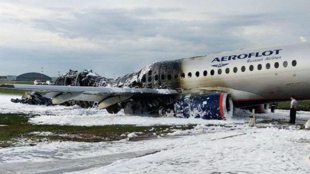 Авиакатастрофа в Шереметьево: всплыла главная причина крушения самолета