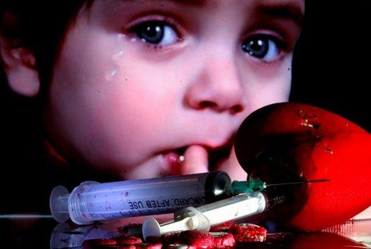 """Наших детей в школах подсаживают на наркотик """"земляника"""". Подробности шокируют"""