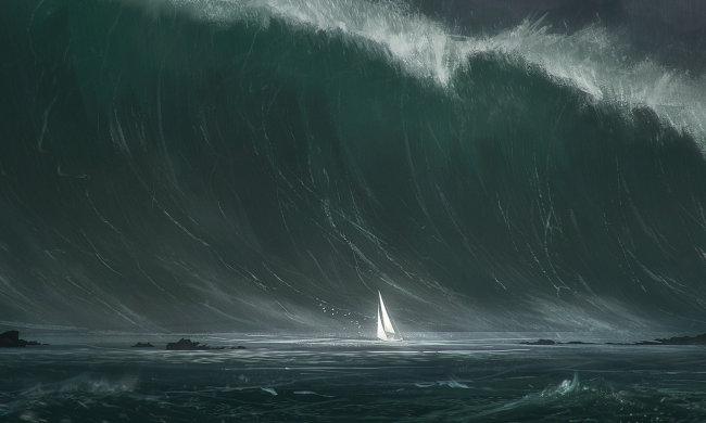 """Ученые подтвердили версию о конце света через три дня: """"Выйдет из воды… """""""