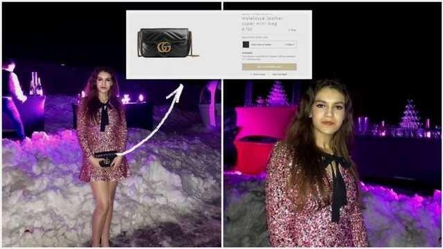 Дочь следователя Бута предпочитает сумки Gucci и Chanel: сумасшедшие цены