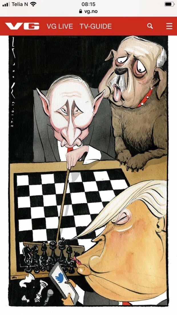 Трамп хоче поїхати на 9 травня до Москви, - Reuters - Цензор.НЕТ 2452