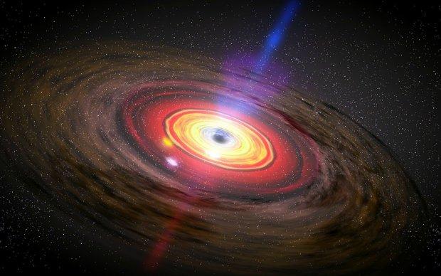 Это перевернет ваше сознание: ученые создали виртуальный 3D-тур по черной дыре