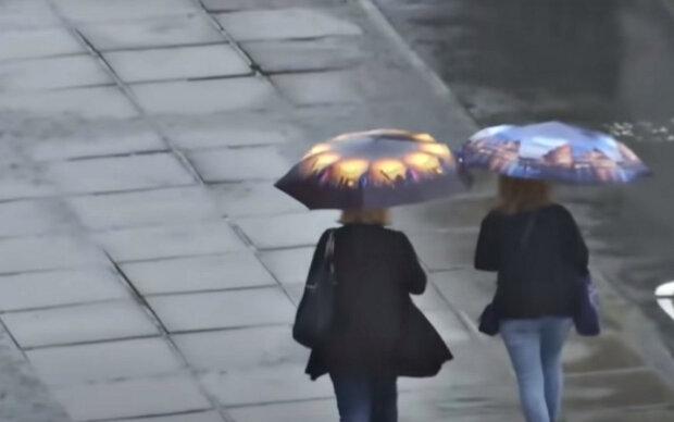 Погода в Украине. Фото: скриншот YouTube-видео.