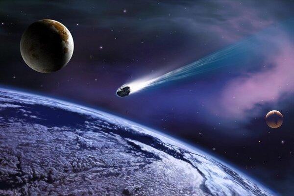 Раскрыта главная тайна смертельного астероида: что на самом деле приведет к концу света