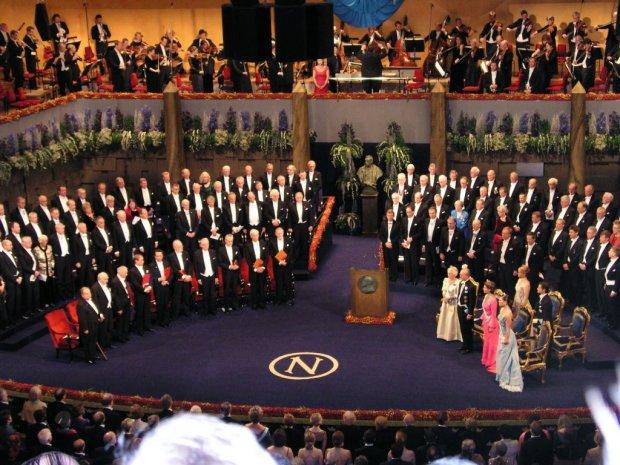 А ведь есть среди выходцев из Украины лауреаты Нобелевской премии!