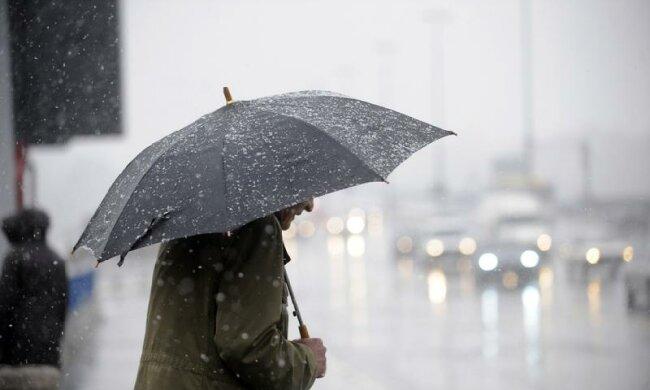 Резкое потепление и снегопады: погодная аномалия 27 ноября удивила даже синоптиков
