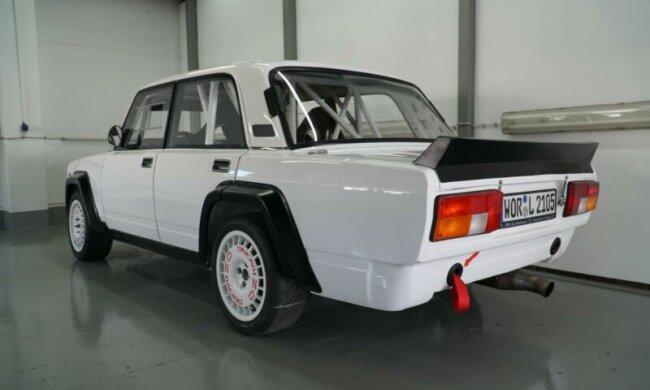 ВАЗ 2105 по цене Toyota Prado: таких было всего 30 штук